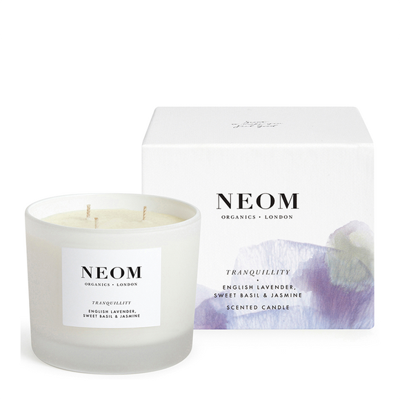 Neom Tranquillity™ Scented Candle (3 Wicks) 420g