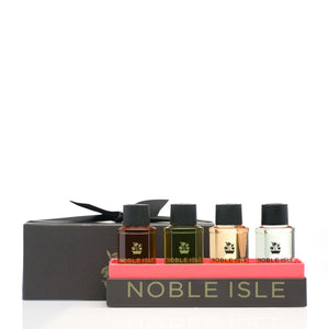 Noble Fragrance Sampler Gift Set 4 x 30ml