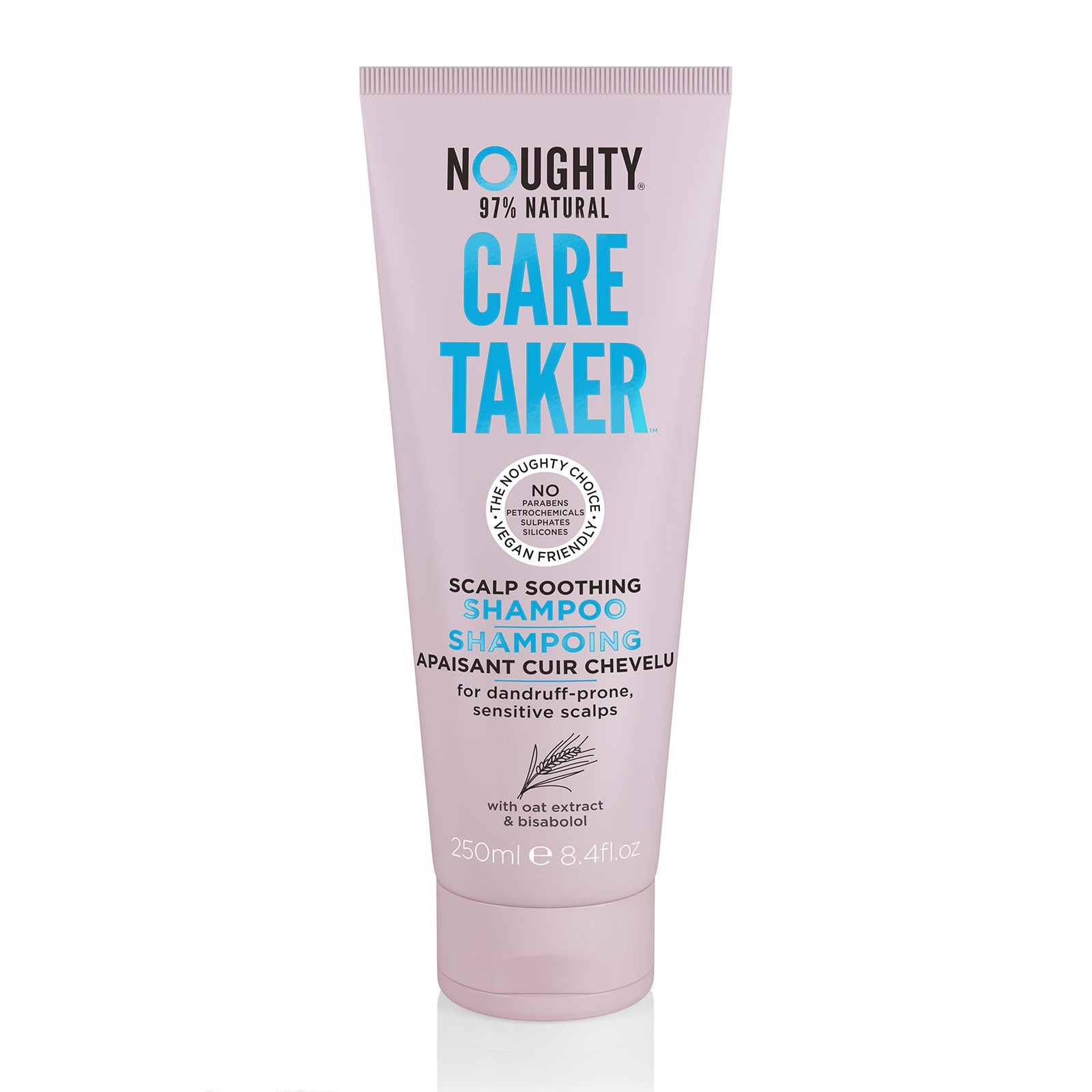 Noughty Care Taker Scalp Soothing Shampoo 250ml