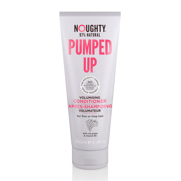 Noughty Pumped Up Volumising Conditioner 250ml