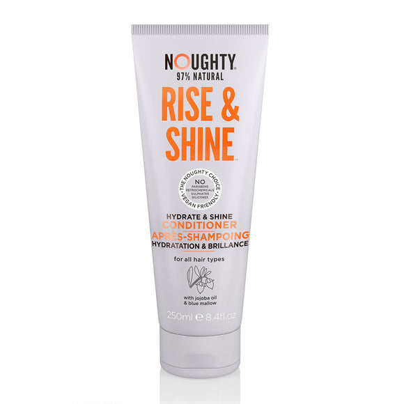 Noughty Rise & Shine Hydrate & Shine Conditioner 250ml