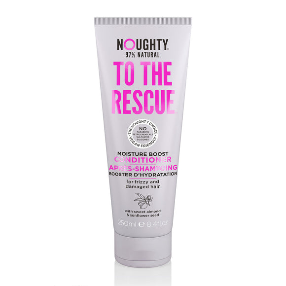 Noughty To The Rescue Moisture Boost Conditioner 250ml
