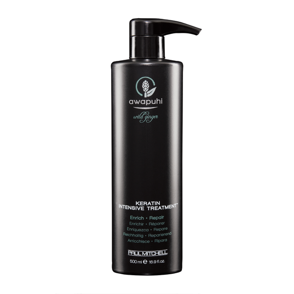 Paul Mitchell Awapuhi Wild Ginger® Keratin Intensive Treatment® 500ml
