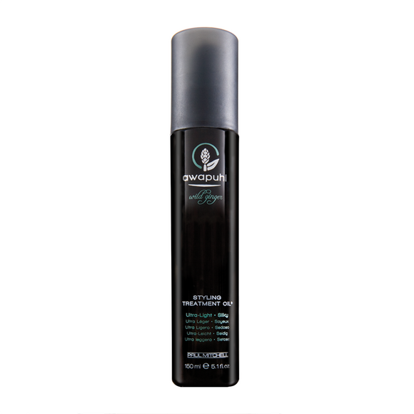 Paul Mitchell Awapuhi Wild Ginger® Styling Treatment Oil™ 150ml