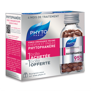 Phyto Phytophanère Dietary Supplement Duo Pack