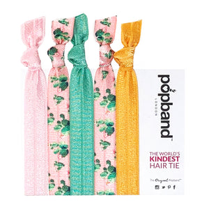 Popband London 'Arizona' Hair Ties Multi Pack
