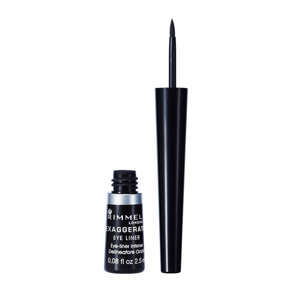 Rimmel Exaggerate Liquid Eyeliner 2.5ml
