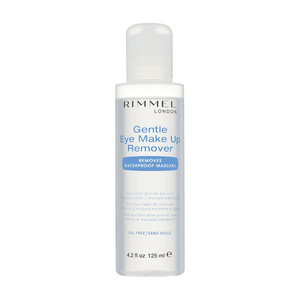 Rimmel London Gentle Eye Make Up Remover 125ml