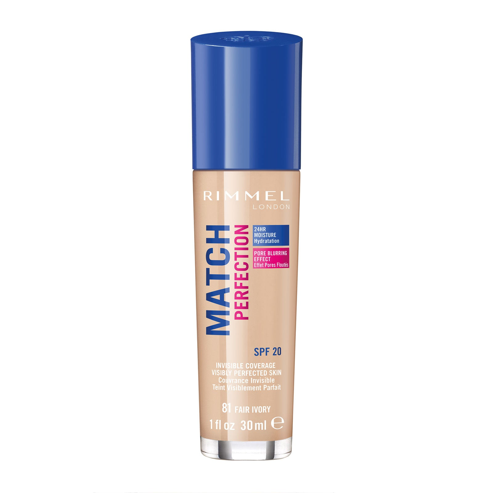 Rimmel Match Perfection Foundation 30ml