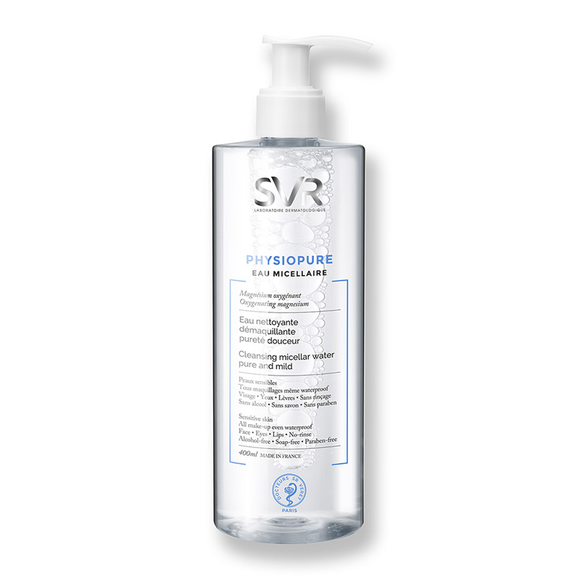 SVR PHYSIOPURE Micellar Water 400ml