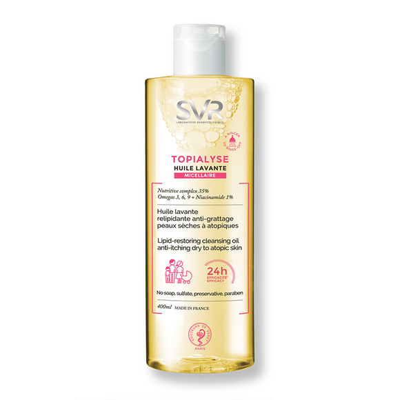 SVR TOPIALYSE Cleansing Oil 400ml