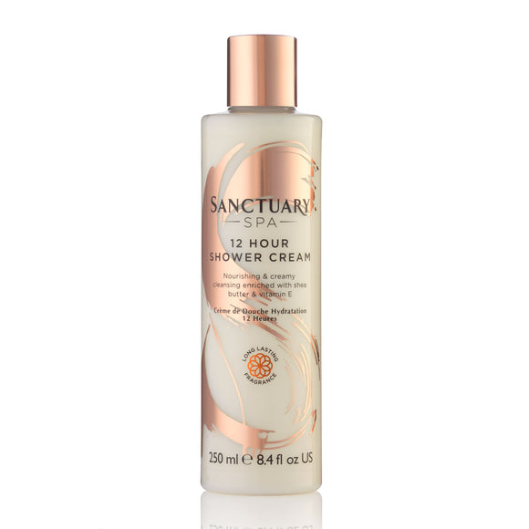 Sanctuary Spa Classic 12 Hour Shower Cream 250ml