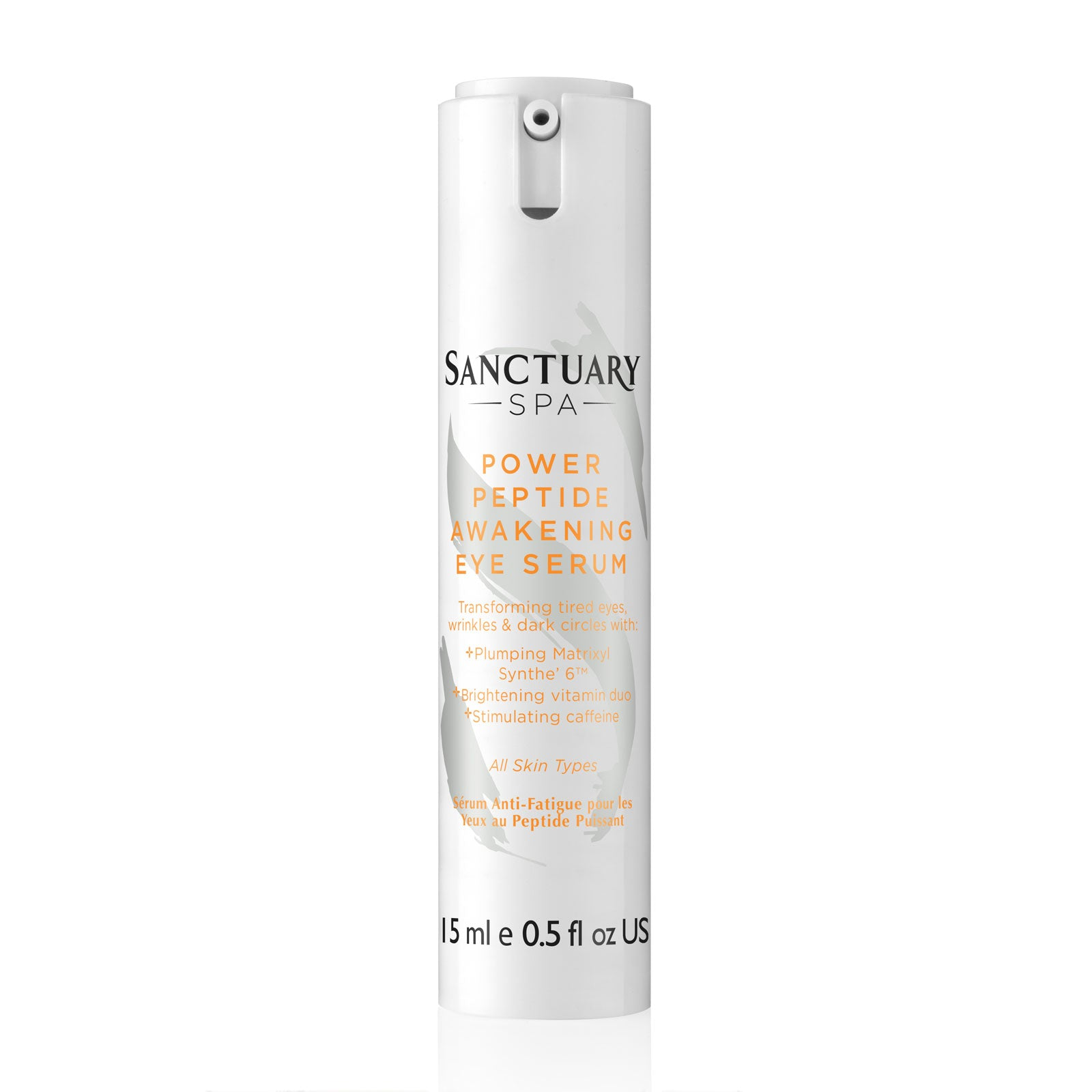 Sanctuary Spa Power Peptide Awakening Eye Serum 15ml