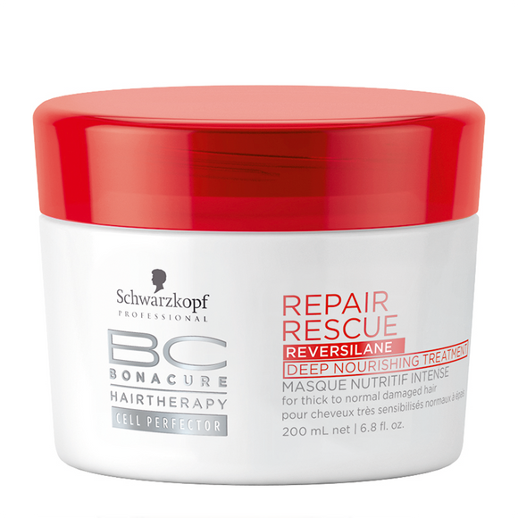 Schwarzkopf Professional BC Bonacure Repair Rescue Deep Nourishing Treatment 200ml