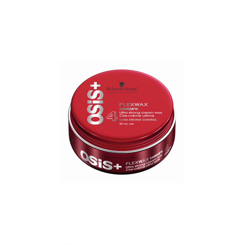 Schwarzkopf Professional OSiS+ Flexwax Ultra Strong Cream Wax 50ml