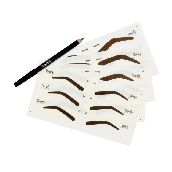 Shavata Eyebrow Shaping Kit