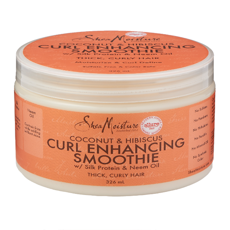 Shea Moisture Coconut & Hibiscus Curl Enhancing Smoothie 326ml