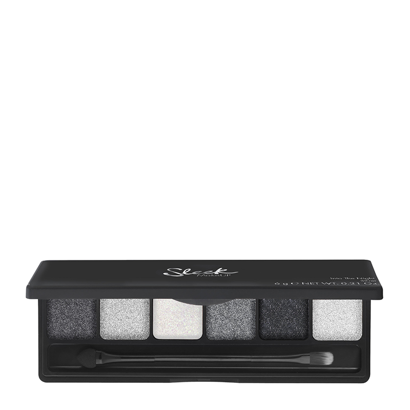 Sleek MakeUP i-Lust Eyeshadow Palette Silver 6g