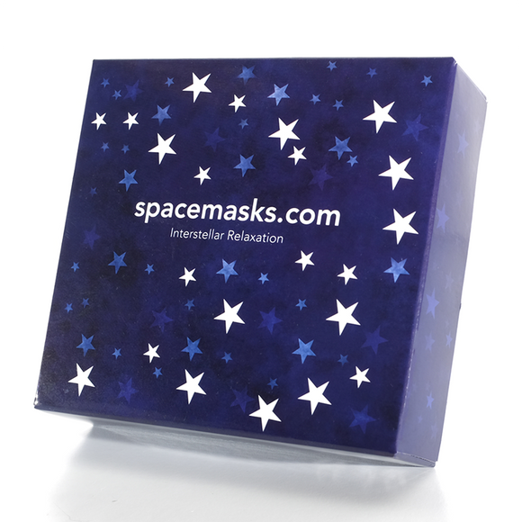 Spacemasks Self-Heating Eye Mask - 5 pack