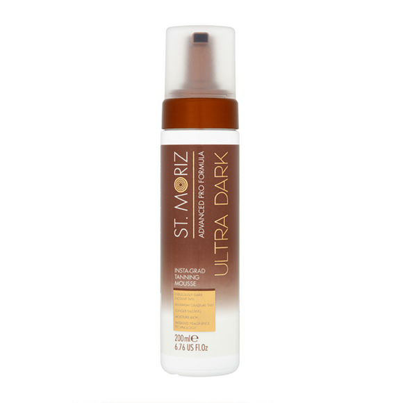 St. Moriz Advanced Pro Formula Tanning Mousse Ultra Dark 200ml