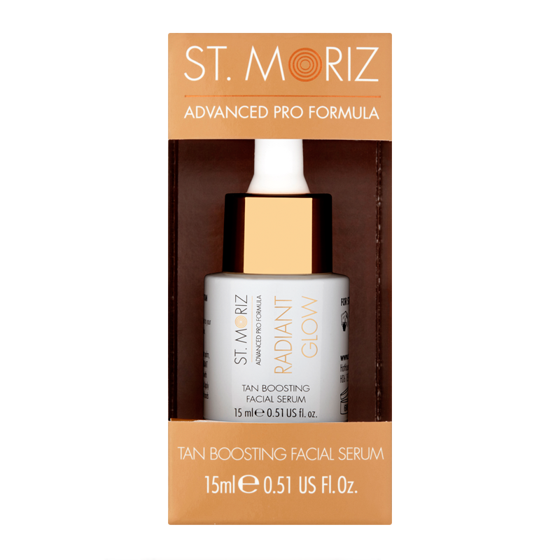 St. Moriz Advanced Pro Formula Tan Boosting Facial Serum 15ml