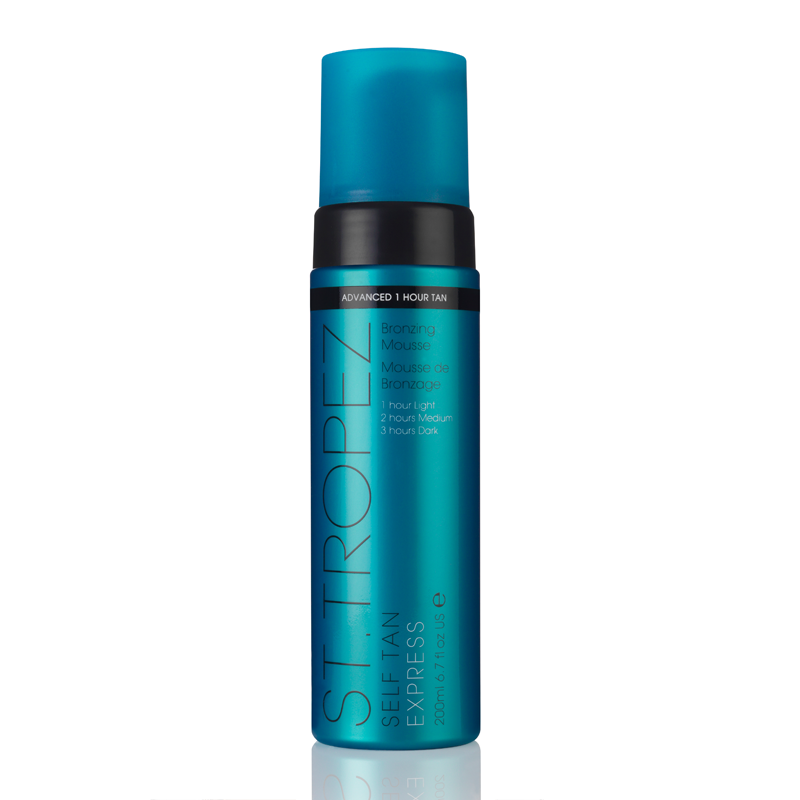 St. Tropez Express Bronzing Mousse 200ml