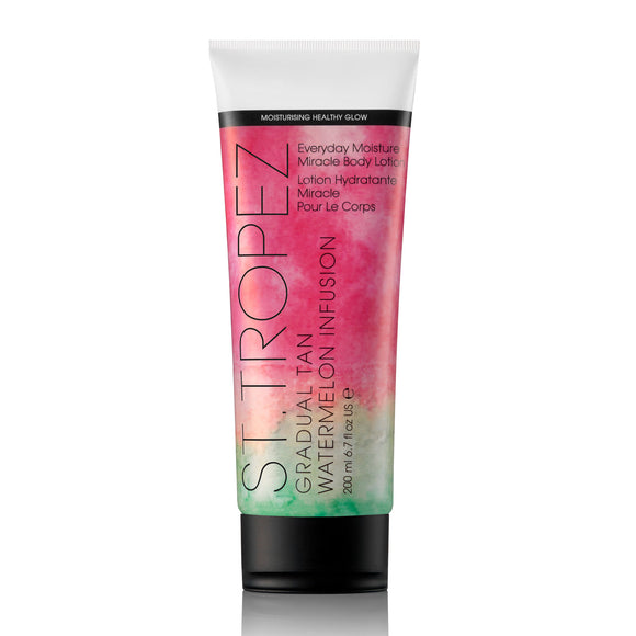 St. Tropez Gradual Tan Moisture Miracle Watermelon Lotion 200ml