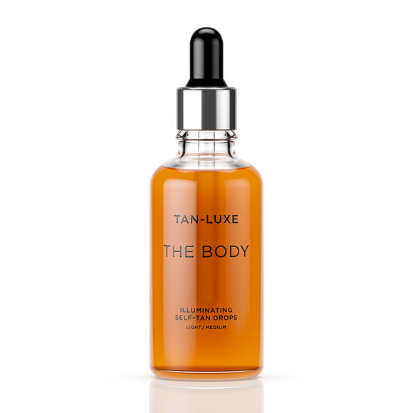 TAN-LUXE The Body Self-Tan Drops Light/Medium 50ml