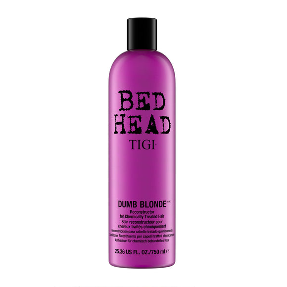 Bed Head by TIGI Dumb Blonde Reconstructor for Chemically Treated Hair 750ml