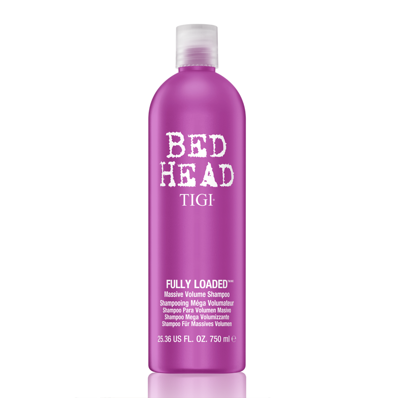 Bed Head by TIGI Fully Loaded Volume Shampoo 750ml