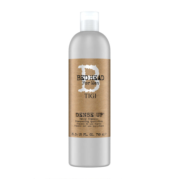 Bed Head by TIGI for Men Dense Up™ Thickening Shampoo 750ml