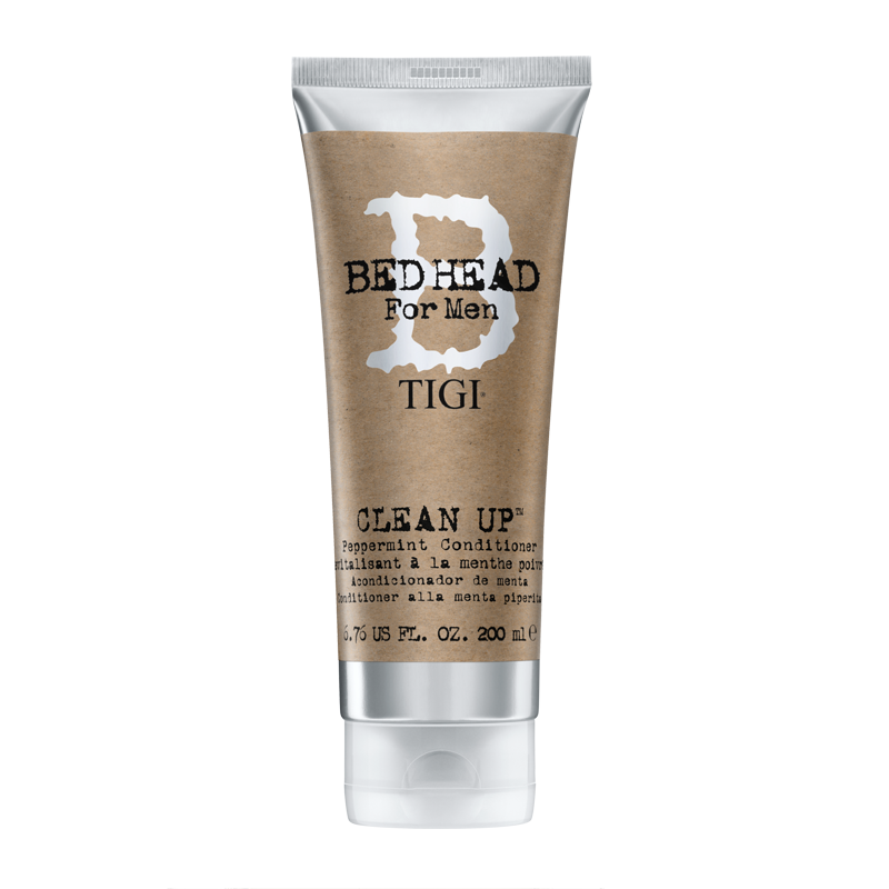 Bed Head by TIGI For Men Clean Up Peppermint Conditioner 200ml