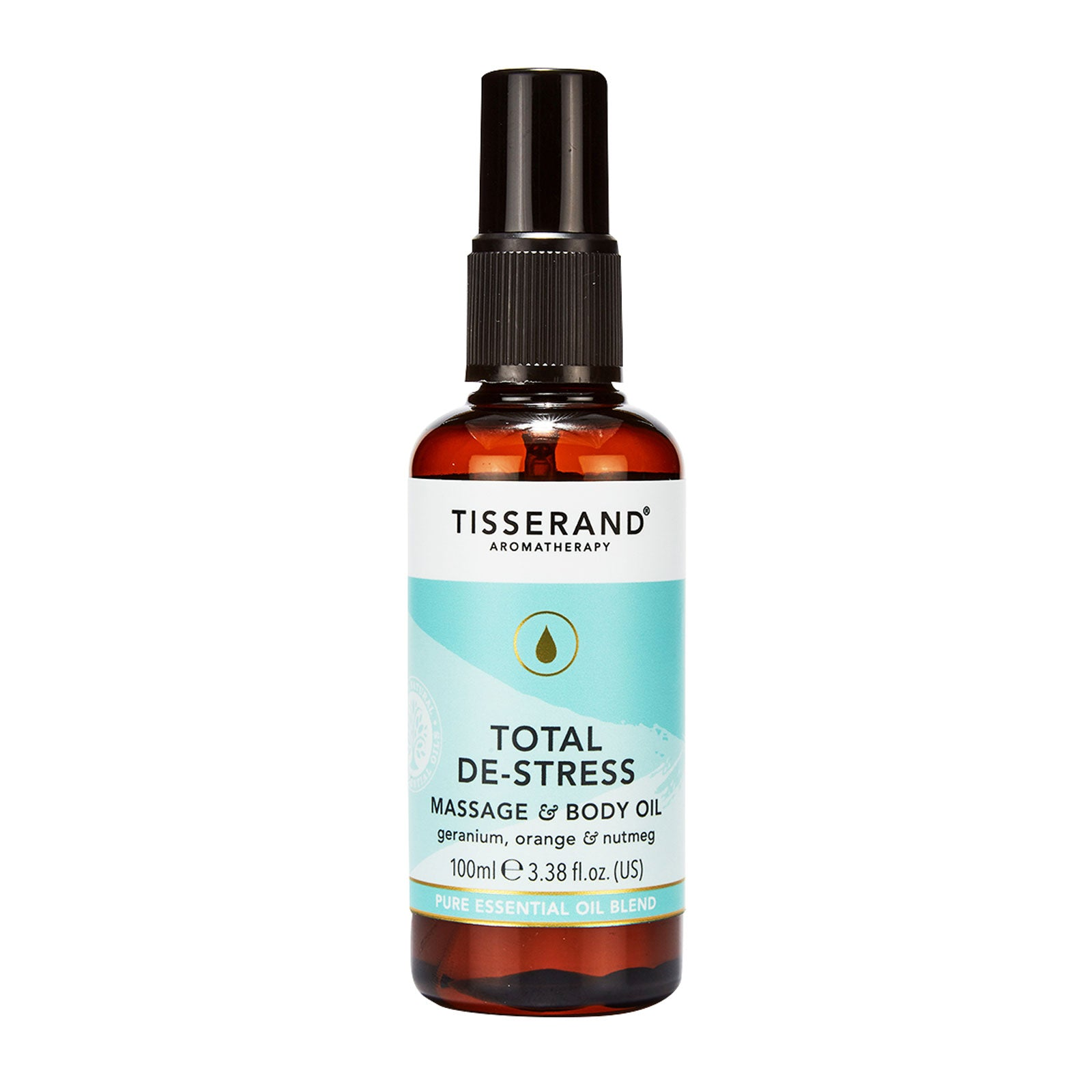 Tisserand De-Stress Body Oil 100ml