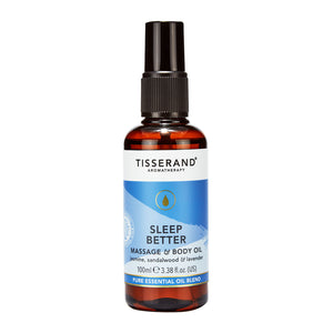 Tisserand Sleep Better Body Oil 100ml