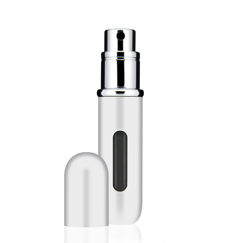 Travalo Classic HD Refillable Perfume Spray - White