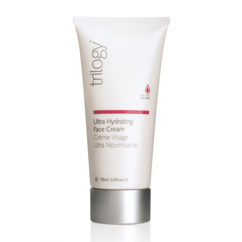 Trilogy® Ultra Hydrating Face Cream 75ml