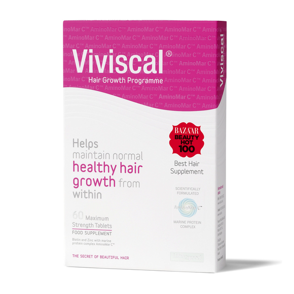 Viviscal Maximum Strength Programme for Women 1 Month Supply - 60 Tablets