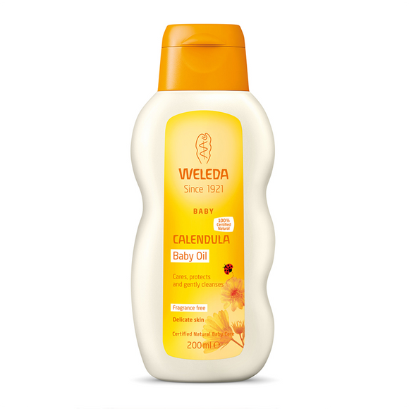Weleda Baby Calendula Oil 200ml