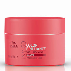 Wella Professionals INVIGO Color Brilliance Vibrant Color Mask - Coarse 150ml