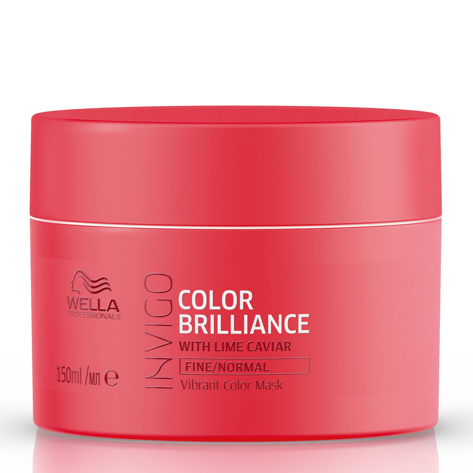 Wella Professionals INVIGO Color Brilliance Vibrant Color Mask - Fine 150ml