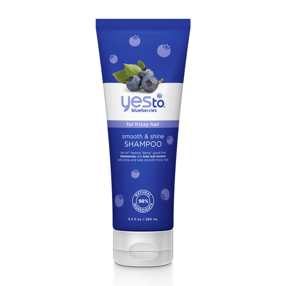 Yes To Blueberries Smooth & Shine Shampoo 280ml