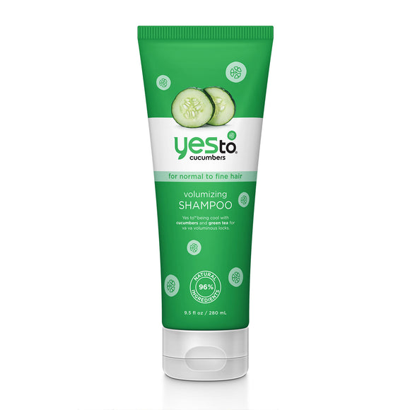 Yes To Cucumbers Volumizing Shampoo 280ml
