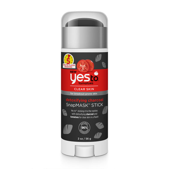 Yes To Tomatoes Detoxifying Charcoal SnapMask Stick 59g