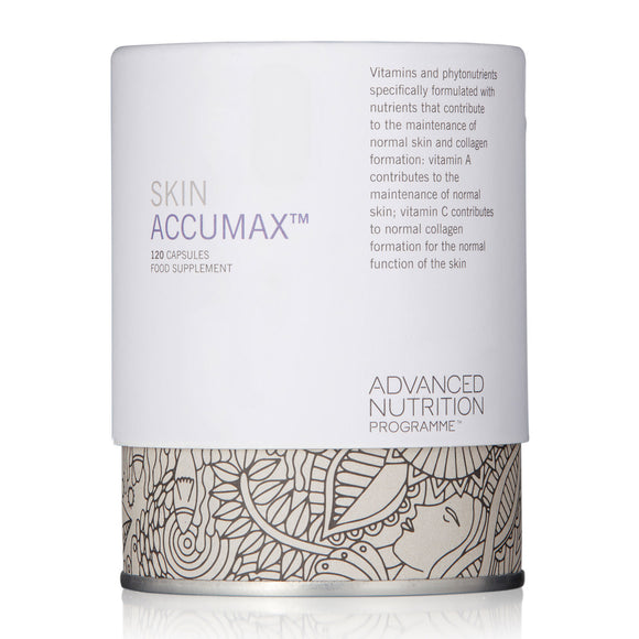 Advanced Nutrition Programme™ Skin Accumax™ Food Supplement x 120 Capsules