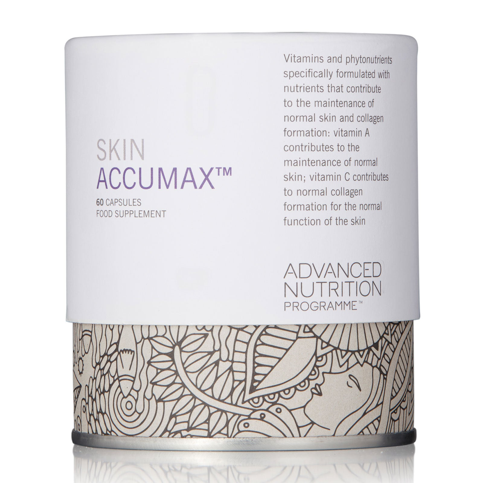 Advanced Nutrition Programme™ Skin Accumax™ Food Supplement x 60 Capsules