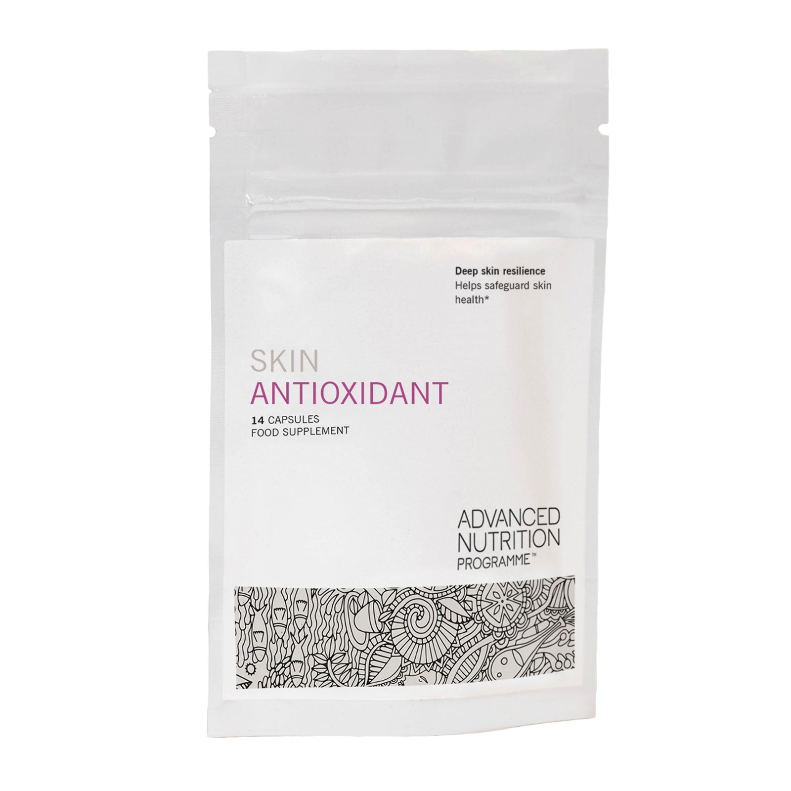 Advanced Nutrition Programme™ Skin Antioxidant Food Supplement x 14 Capsules
