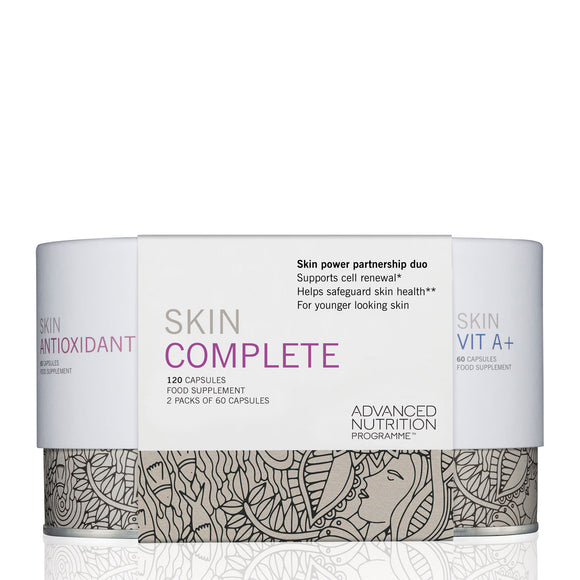Advanced Nutrition Programme™ Skin Complete Food Supplement 2 x 60 Capsules
