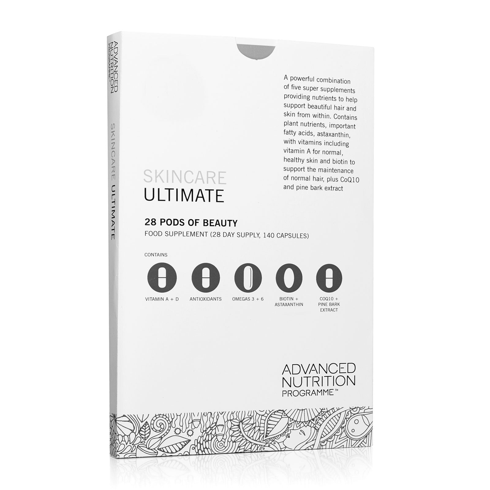 Advanced Nutrition Programme™ Skincare Ultimate Food Supplement 28 Day Supply