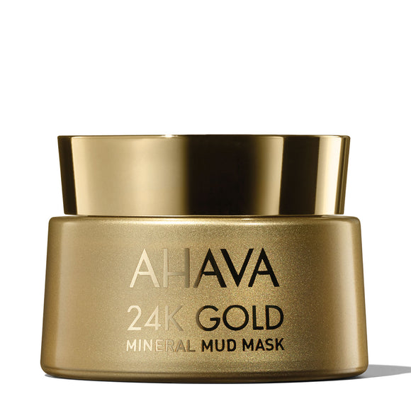 AHAVA 24K Gold Mineral Mud Mask 50ml