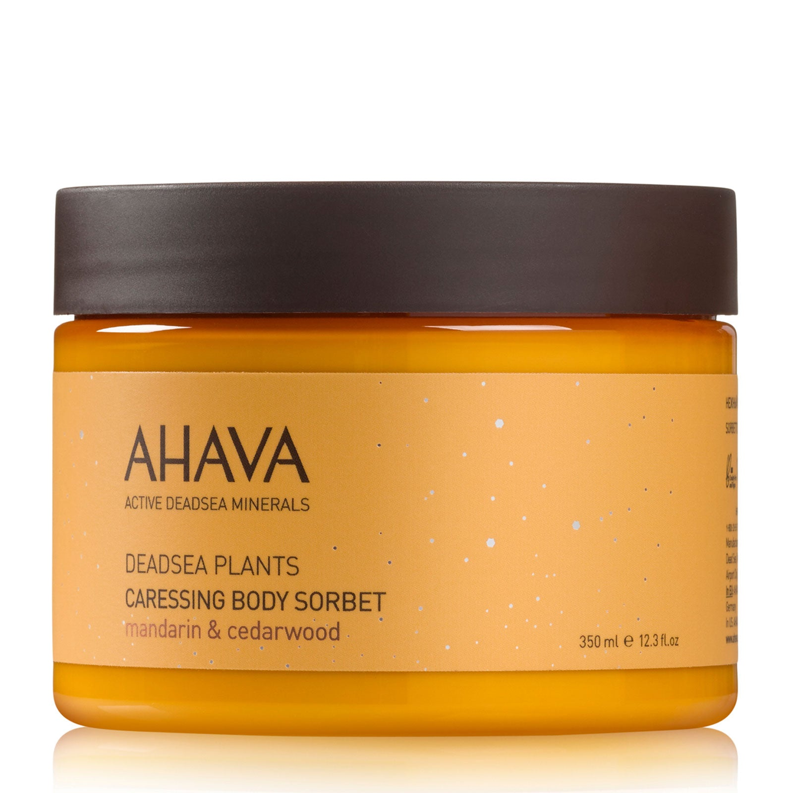 AHAVA Caressing Body Sorbet Mandarine Cedarwood 350ml